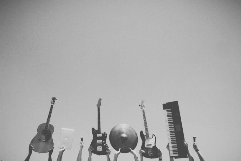 What makes musical instruments sound different from one another?