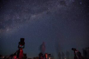Discover the night sky
